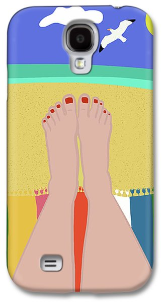 Beachy Keen Galaxy S4 Case
