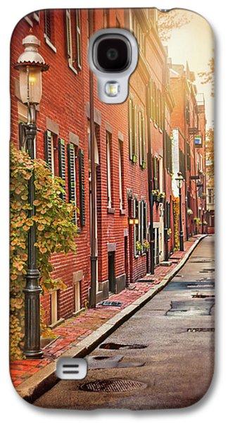 Beacon Hill Area Of Boston  Galaxy S4 Case