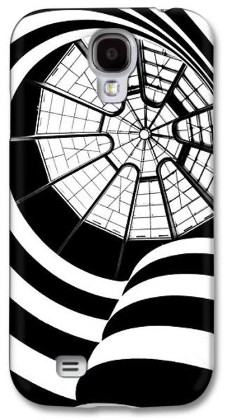 Beam Me Up  Galaxy S4 Case by Az Jackson