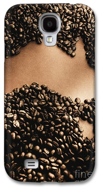 Bean To Australia Galaxy S4 Case