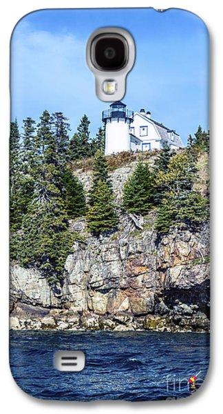 Bear Island Lighthouse Galaxy S4 Case