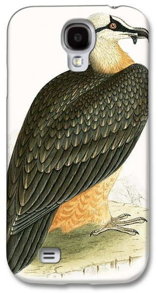 Bearded Vulture Galaxy S4 Case by English School