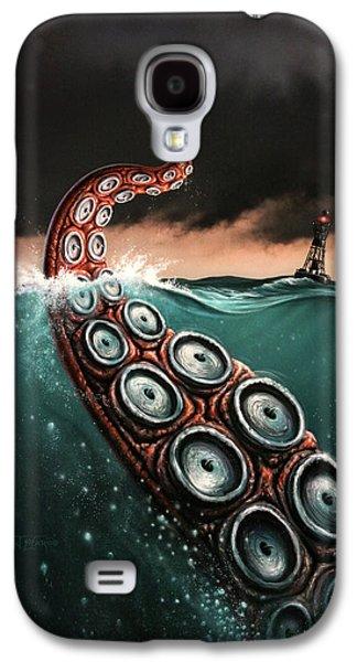 Beast 1 Galaxy S4 Case by Jerry LoFaro