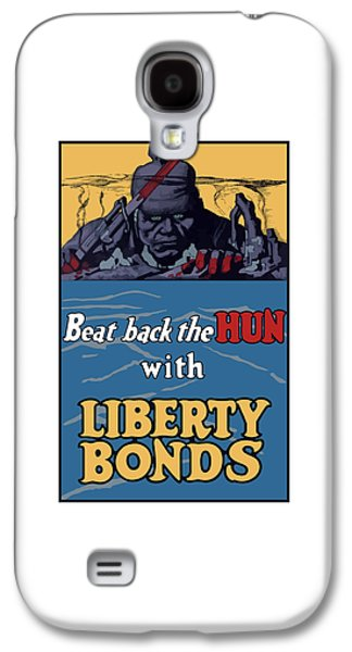 Beat Back The Hun With Liberty Bonds Galaxy S4 Case