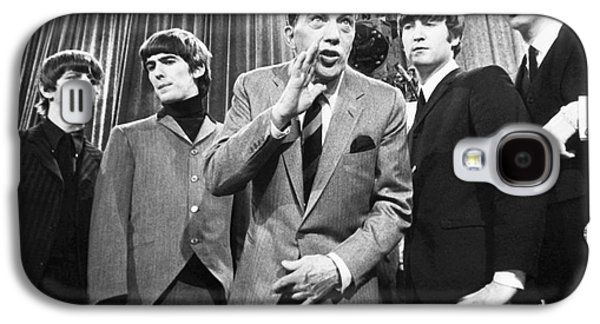Beatles And Ed Sullivan Galaxy S4 Case