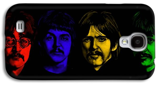 Beatles No 9 Galaxy S4 Case by Brian Broadway