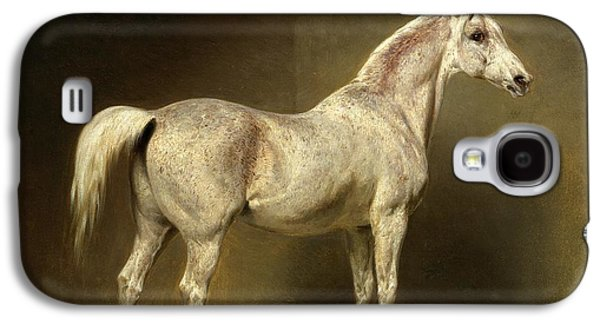 Horse Galaxy S4 Case - Beatrice by Carl Constantin Steffeck