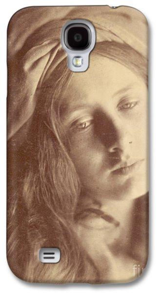 Beatrice Galaxy S4 Case by Julia Margaret Cameron