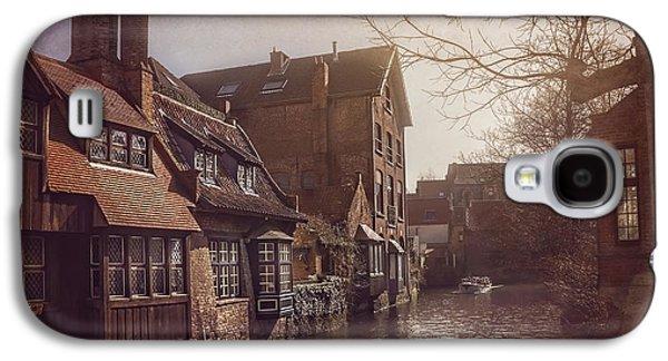 Beauteous Bruges Galaxy S4 Case by Carol Japp