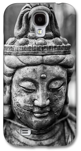 Beautiful Buddha Statue Portrait With Shallow Depth Of Field For Galaxy S4 Case
