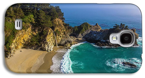 Beautiful Mcway Falls Cove Galaxy S4 Case
