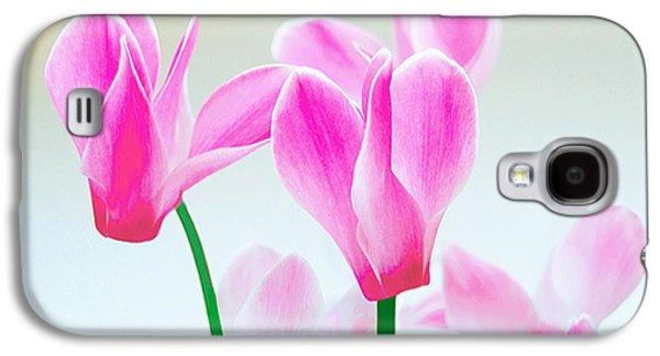 Beautiful Pink Galaxy S4 Case