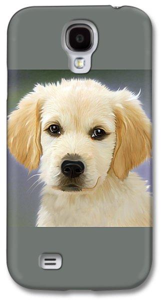Beautiful Puppy Galaxy S4 Case