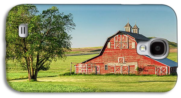 Beautiful Rural Morning Galaxy S4 Case
