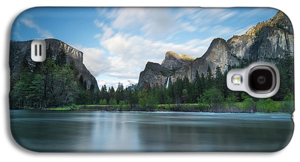 Yosemite National Park Galaxy S4 Case - Beautiful Yosemite by Larry Marshall