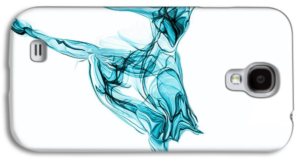 Beauty, Grace And Music Of The Ballerina Galaxy S4 Case by Abstract Angel Artist Stephen K
