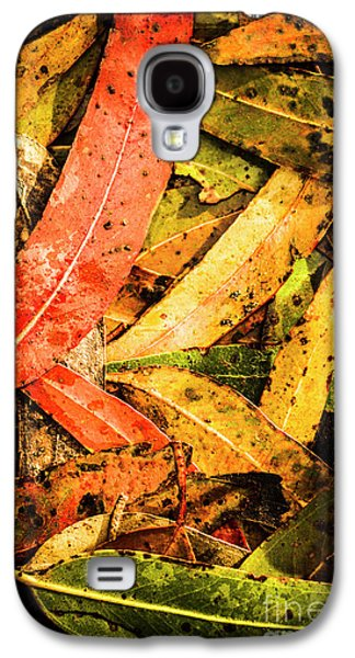 Beauty In Colourful Fall Galaxy S4 Case
