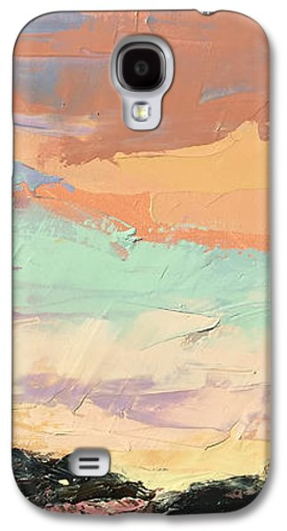 Beauty In The Journey Galaxy S4 Case by Nathan Rhoads