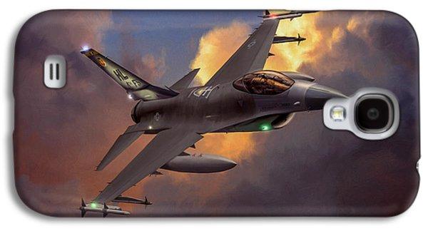 Jet Galaxy S4 Case - Beauty Pass by Dale Jackson