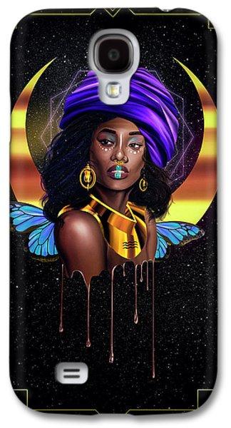 Beauty Queen Tia Galaxy S4 Case