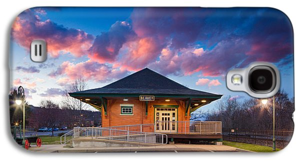 Beaver Area Heritage Museum Galaxy S4 Case
