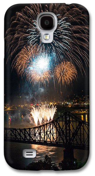 Beaver County Fireworks 2 Galaxy S4 Case