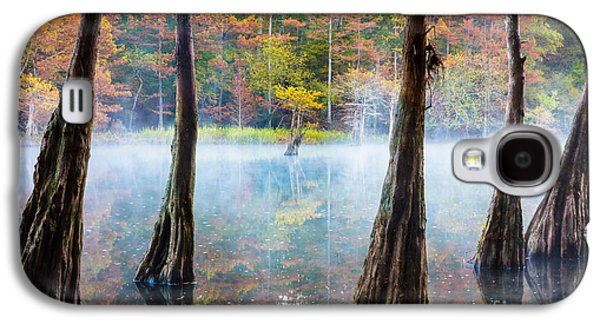 Beavers Bend Cypress Grove Galaxy S4 Case by Inge Johnsson