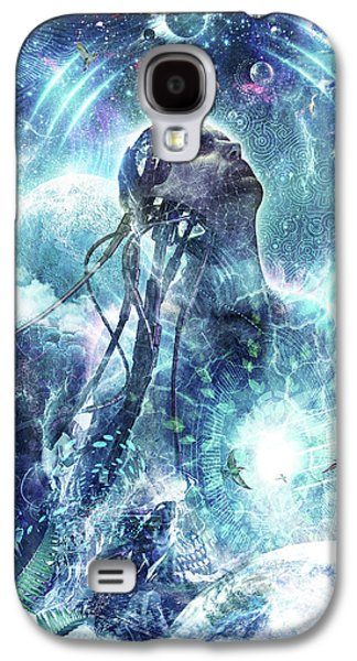 Become The Light Galaxy S4 Case