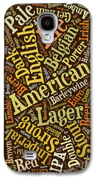 Beer Lover Cell Case Galaxy S4 Case