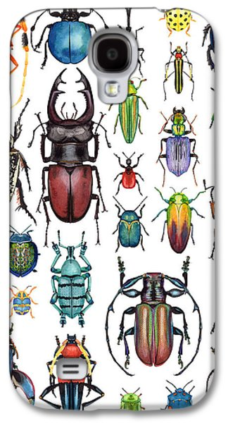 Beetle Collection Galaxy S4 Case