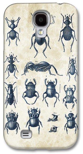 Beetles - 1897 - 01 Galaxy S4 Case