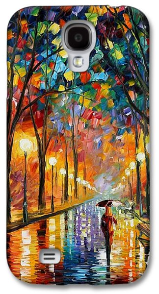 Before The Celebration Galaxy S4 Case by Leonid Afremov