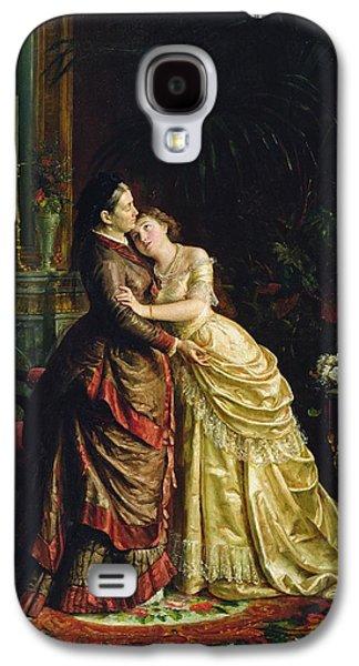 Before The Marriage Galaxy S4 Case by Sergei Ivanovich Gribkov