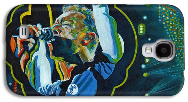 Believe In Love - Chris Martin Galaxy S4 Case by Tanya Filichkin