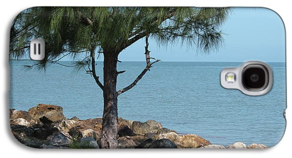 Belize Ocean Front Galaxy S4 Case