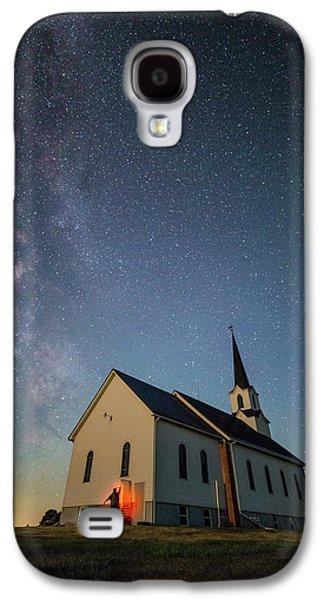 Belleview Selfie  Galaxy S4 Case