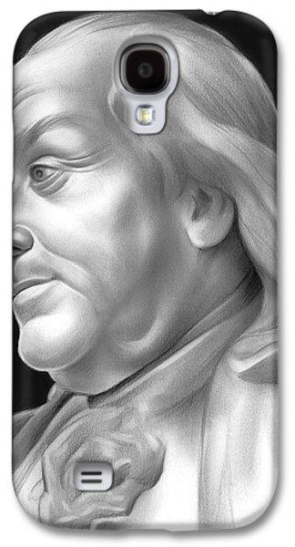 Ben Franklin Galaxy S4 Case by Greg Joens