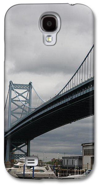 Benjamin Franklin Bridge Philadelphia Galaxy S4 Case