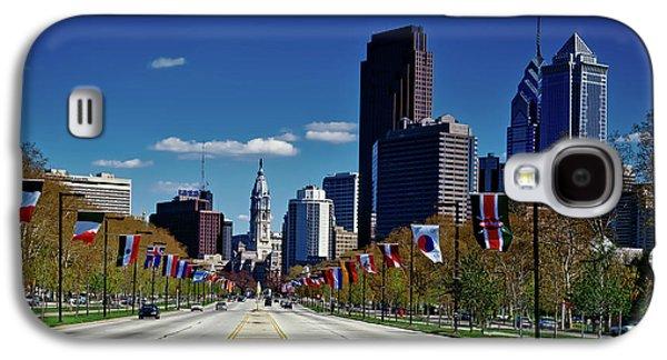 Benjamin Franklin Parkway - Philadelphia Galaxy S4 Case