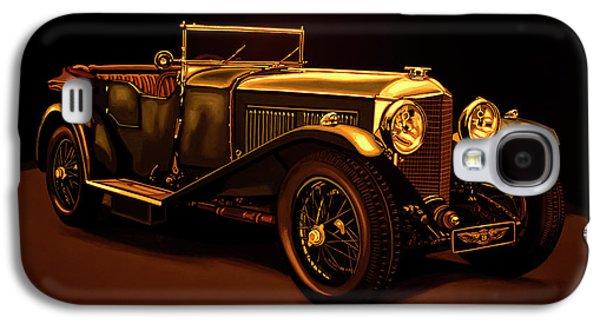Bentley Open Tourer 1929 Mixed Media Galaxy S4 Case