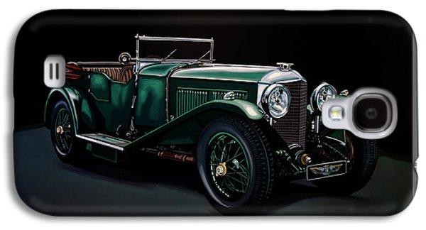 Bentley Open Tourer 1929 Painting Galaxy S4 Case