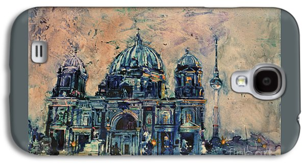 Berlin Cathedral Galaxy S4 Case by Ryan Fox