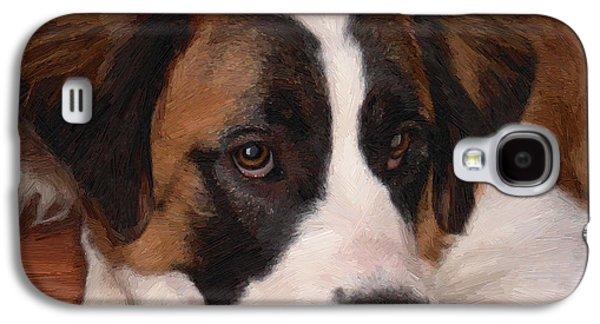 Bernadette Galaxy S4 Case by Doug Kreuger