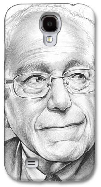 Bernie Sanders Galaxy S4 Case by Greg Joens
