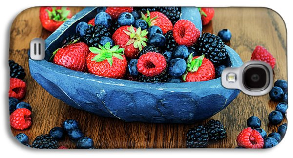 Berries Collection Galaxy S4 Case by Vishwanath Bhat