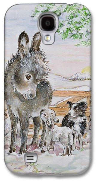 Best Friends Galaxy S4 Case by Diane Matthes