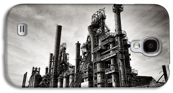Bethlehem Steel Galaxy S4 Case by Olivier Le Queinec