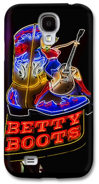 Betty Boots Galaxy S4 Case