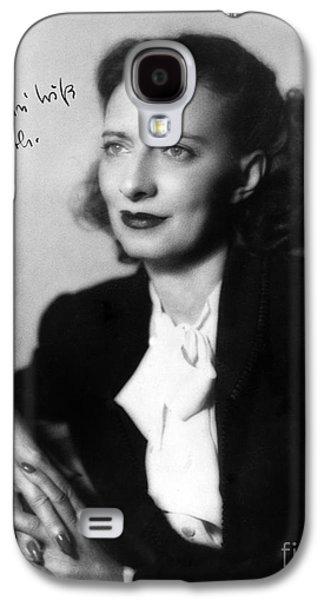 Betty Smith (1896-1972) Galaxy S4 Case