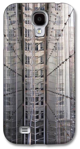 Between Glass Walls Galaxy S4 Case